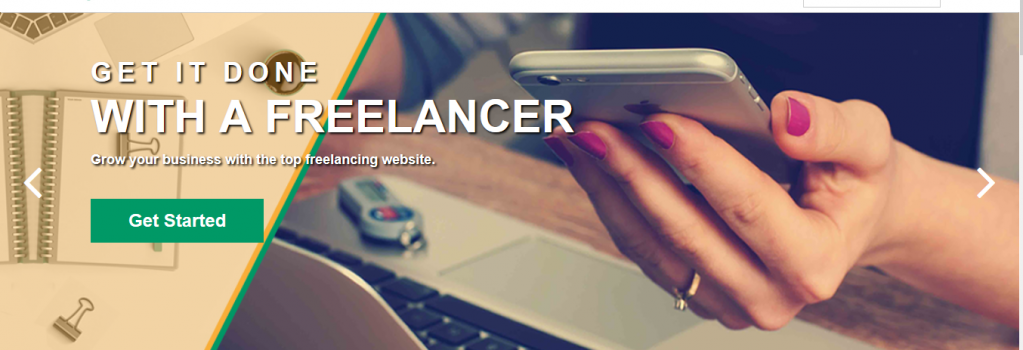How to sign-up as a freelancer or a buyer on Oziconnect?